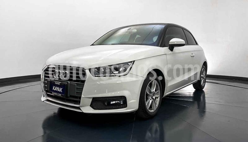 Audi A1 Cool S Tronic usado (2017) color Blanco precio $277,999