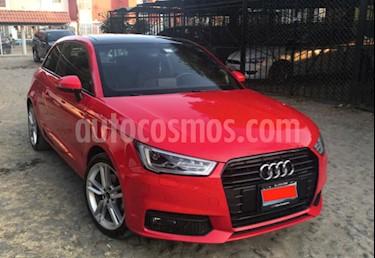 Audi A1 Ego S-Tronic usado (2017) color Rojo Shiraz precio $298,000
