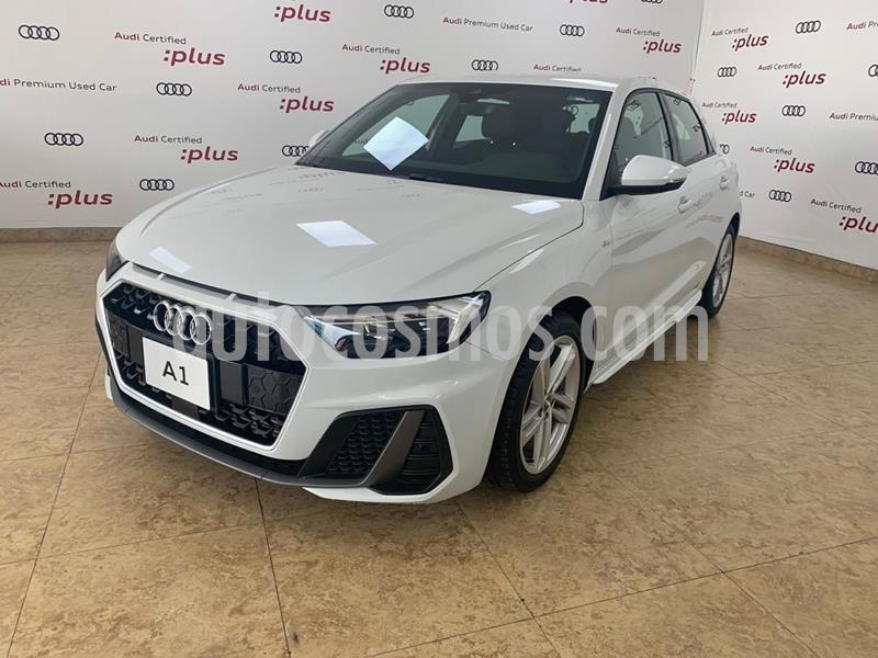Audi A1 S- Line usado (2020) color Blanco precio $553,602