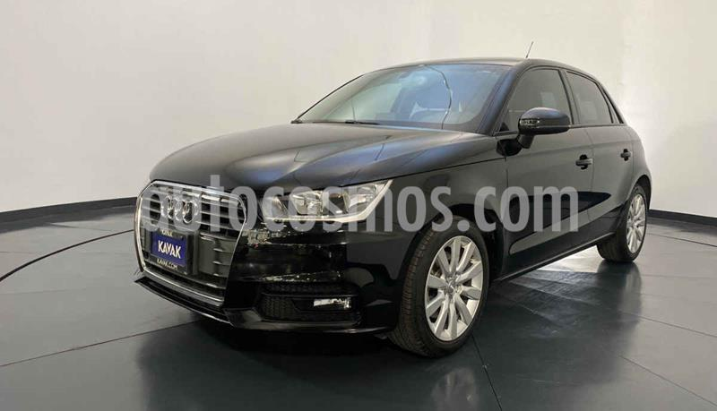 Audi A1 Sportback Cool S-Tronic usado (2018) color Negro precio $339,999