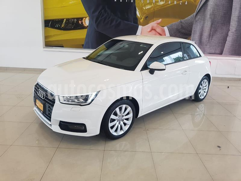 Audi A1 Cool usado (2018) color Blanco precio $295,000