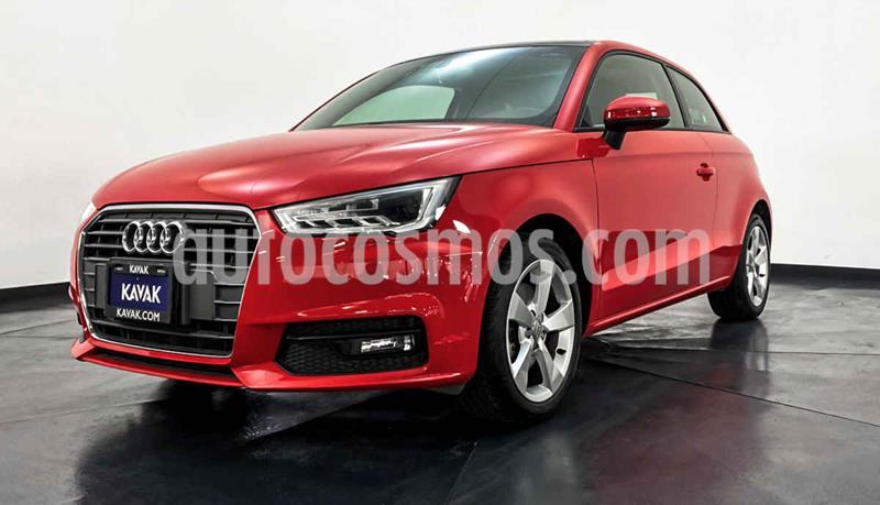 Audi A1 Ego S Tronic usado (2017) color Rojo precio $309,999