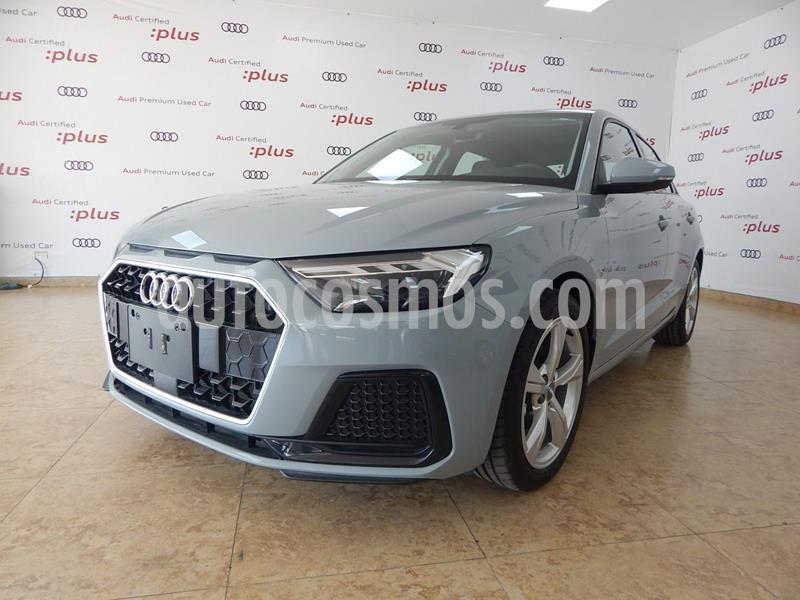 Audi A1 Ego usado (2020) color Gris precio $440,000