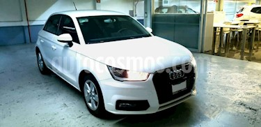Audi A1 3p Cool L4/1.4/T Aut usado (2017) color Blanco precio $299,000