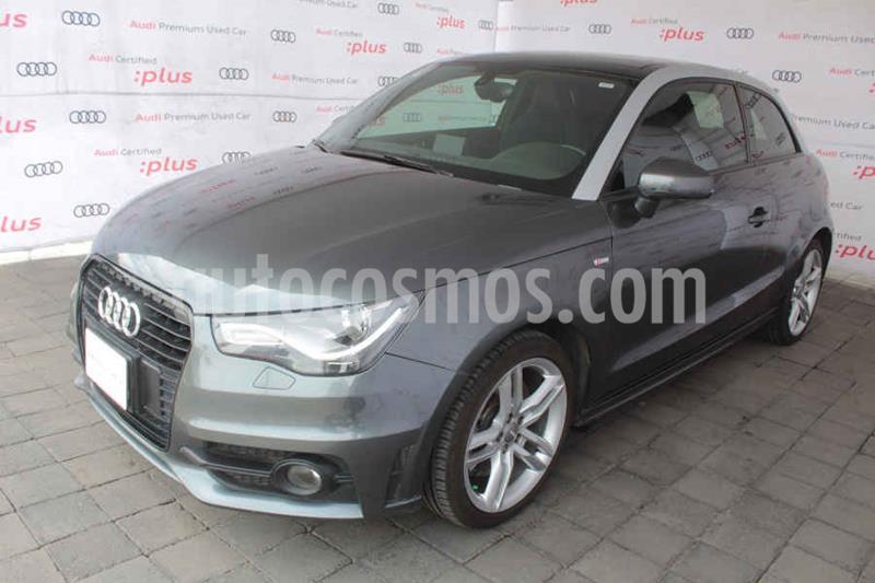 Audi A1 S- Line usado (2013) color Gris precio $215,000