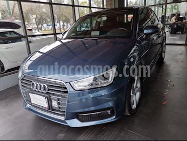 Audi A1 Ego usado (2016) color Azul Esfera precio $260,000