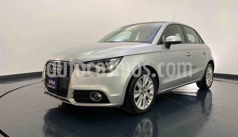 Audi A1 Sportback Ego S-Tronic usado (2014) color Gris precio $222,999