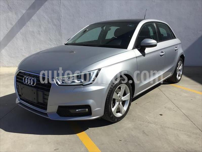 Audi A1 EGO L4/1.4/T MAN usado (2016) color Plata precio $245,000