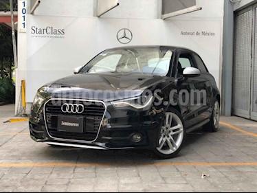 Audi A1 S- Line S-Tronic usado (2014) color Negro precio $230,000
