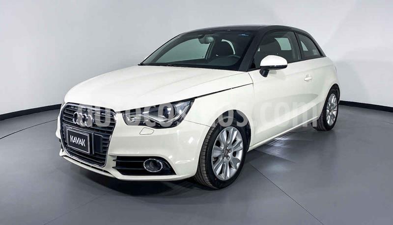 Audi A1 Cool S Tronic usado (2013) color Blanco precio $212,999