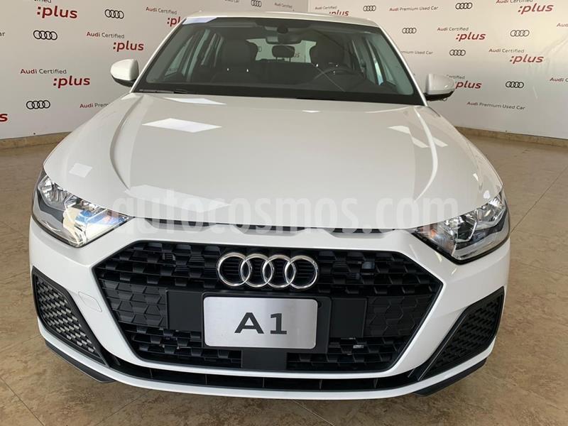 Audi A1 Cool usado (2020) color Blanco precio $431,102