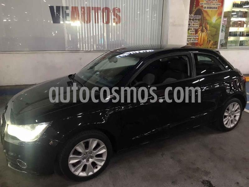 Audi A1 Ego S Tronic usado (2013) color Negro precio $183,000