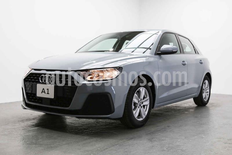 Audi A1 Urban S-Tronic nuevo color Gris precio $413,100