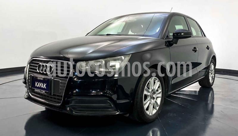 Audi A1 Cool usado (2016) color Negro precio $239,999
