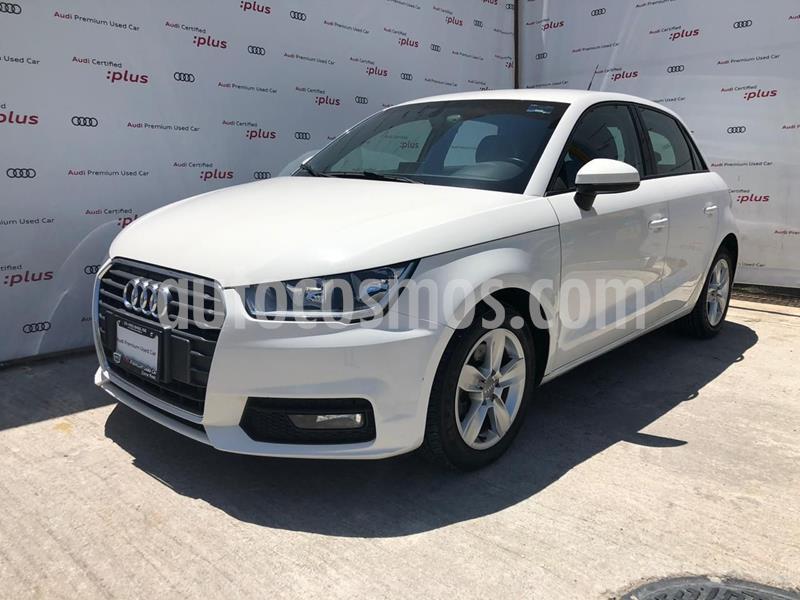 Audi A1 Cool usado (2016) color Blanco precio $239,000