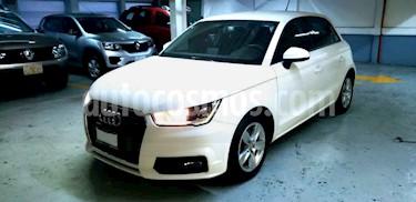 Audi A1 5p Ego L4/1.4/T Aut usado (2017) color Blanco precio $299,000
