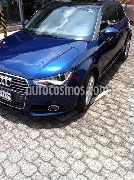 Audi A1 Ego S-Tronic usado (2014) color Azul precio $235,000