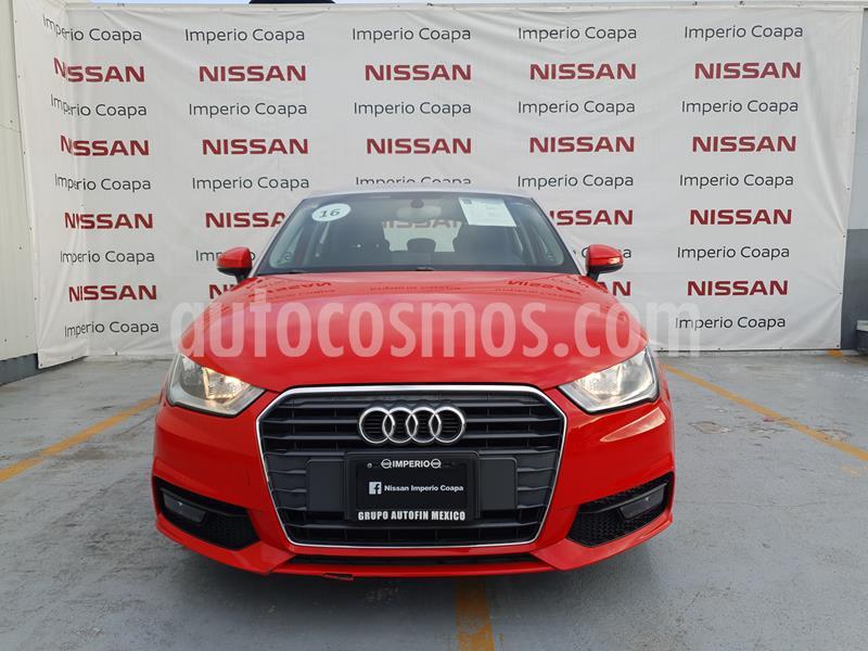 Audi A1 Cool S-Tronic usado (2016) color Rojo precio $240,000