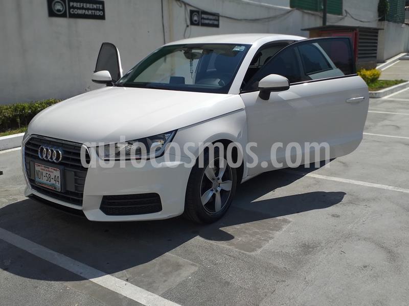 Audi A1 Urban S-Tronic usado (2017) color Blanco precio $256,000