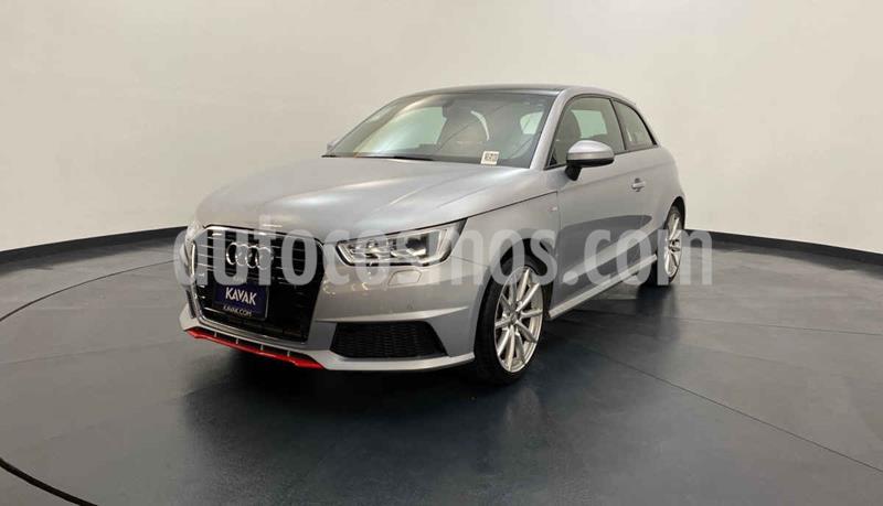 Audi A1 Ego usado (2016) color Plata precio $309,999