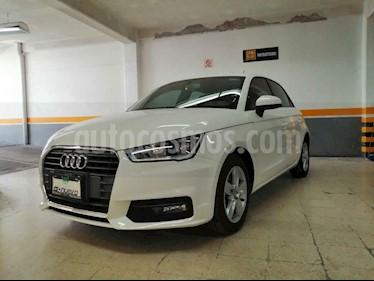Audi A1 Sportback Cool S-Tronic usado (2017) color Blanco precio $299,000