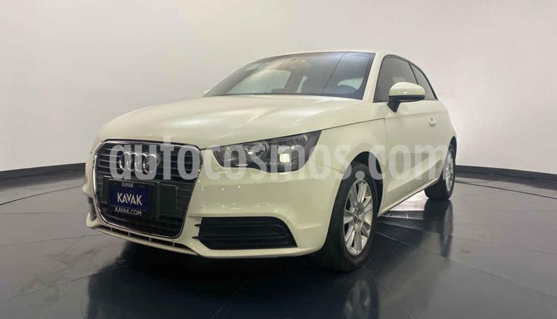 Audi A1 Cool usado (2014) color Blanco precio $179,999