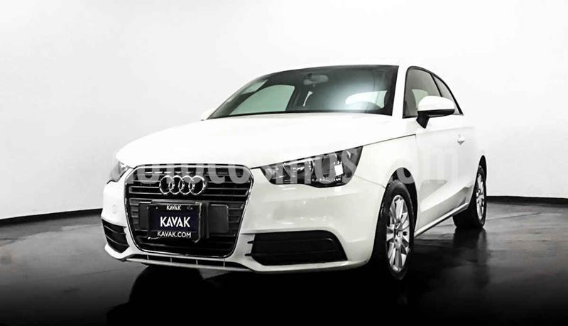 Audi A1 Cool S Tronic usado (2014) color Blanco precio $194,999