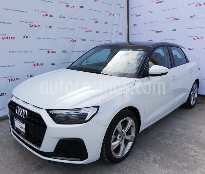 Audi A1 Ego usado (2020) color Blanco precio $449,000