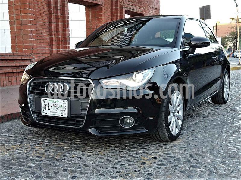 Audi A1 Envy S Tronic usado (2013) color Negro precio $190,000