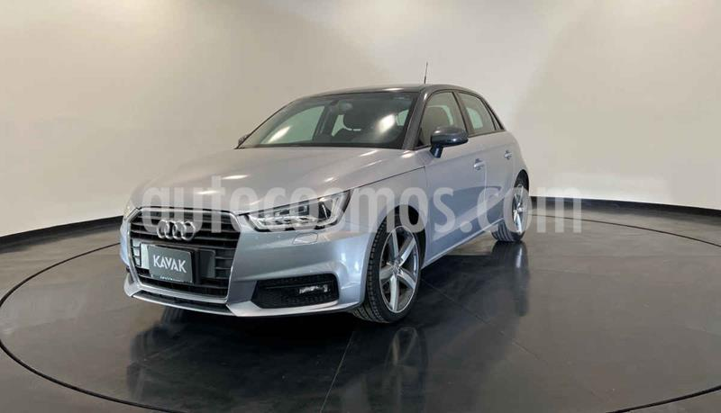 Audi A1 Sportback Urban S-Tronic usado (2018) color Plata precio $329,999