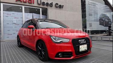 Audi A1 5p Red Edition L4/1.4/T Man usado (2015) color Rojo precio $210,000