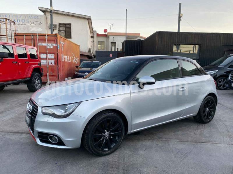 Audi A1 Envy S Tronic usado (2013) color Plata precio $185,800