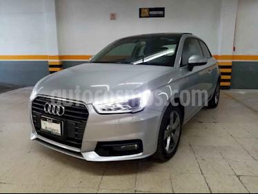 foto Audi A1 3p Ego L4/1.4/T Aut usado (2016) color Plata precio $285,000