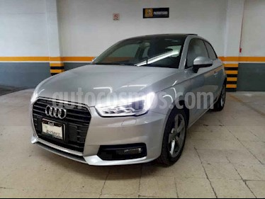 Audi A1 3p Ego L4/1.4/T Aut usado (2016) color Plata precio $285,000