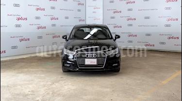 Audi A1 Cool usado (2018) color Negro precio $350,000