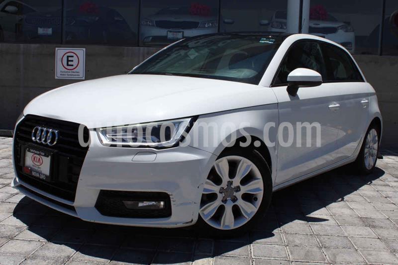Audi A1 Ego S Tronic usado (2017) color Blanco precio $275,000