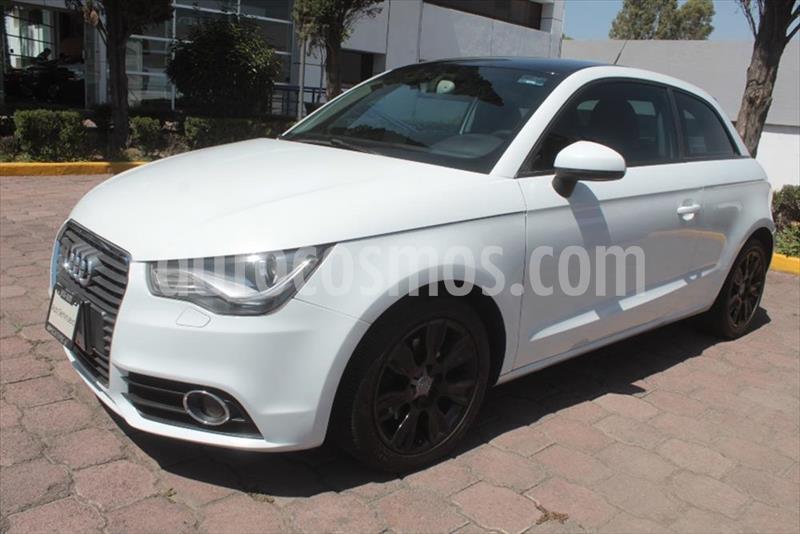 Audi A1 3P 1.4T ENVY S TRONIC usado (2011) color Blanco precio $250,000