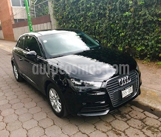 Audi A1 Cool S-Tronic usado (2015) color Negro precio $199,000