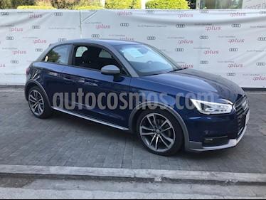 Audi A1 Cool S-Tronic usado (2016) color Azul precio $259,000