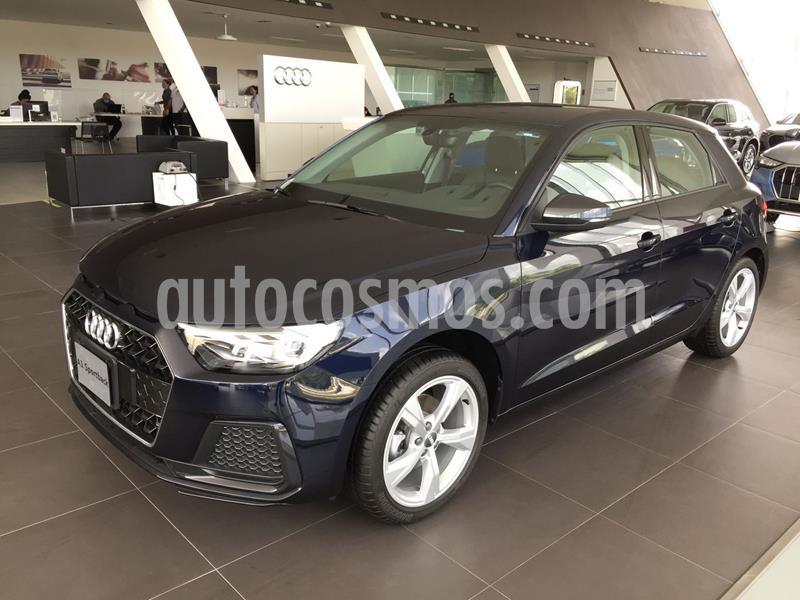 Audi A1 Sportback 35 Ego S-Tronic nuevo color Azul precio $514,400