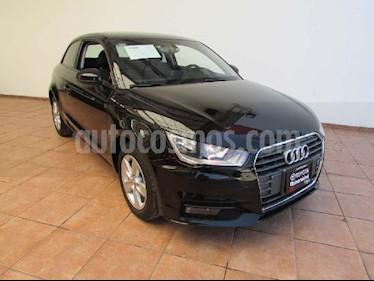 Audi A1 Cool usado (2016) color Negro precio $260,000