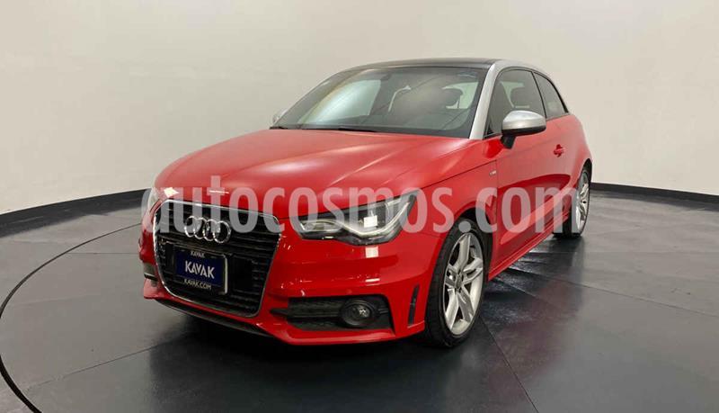 Audi A1 S- Line Plus usado (2013) color Rojo precio $229,999