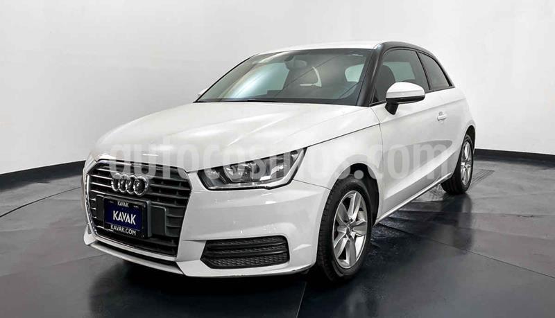Audi A1 Cool S Tronic usado (2017) color Blanco precio $272,999