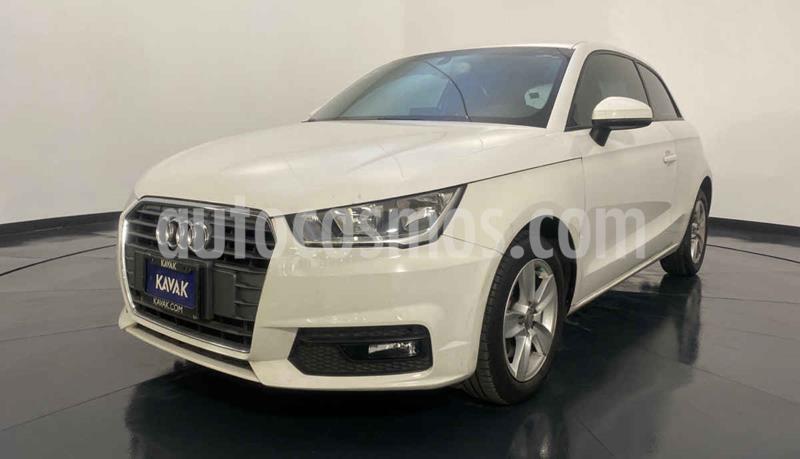Audi A1 Sportback Cool S-Tronic usado (2016) color Blanco precio $232,999