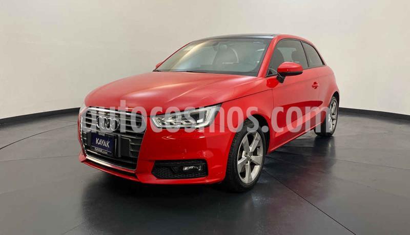 Audi A1 Ego S Tronic usado (2017) color Rojo precio $289,999