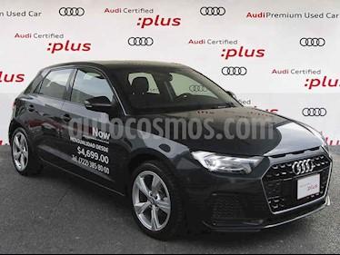 Audi A1 5p SB 35 TFSI Ego usado (2020) color Gris precio $470,000