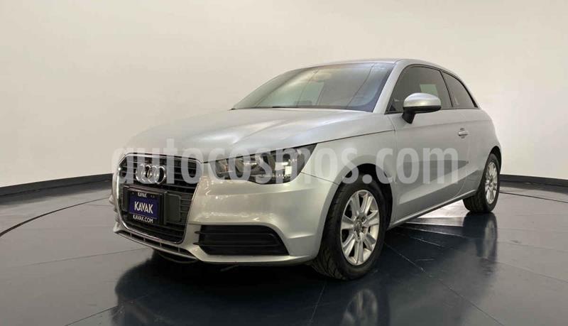 Audi A1 Cool S Tronic usado (2014) color Plata precio $204,999