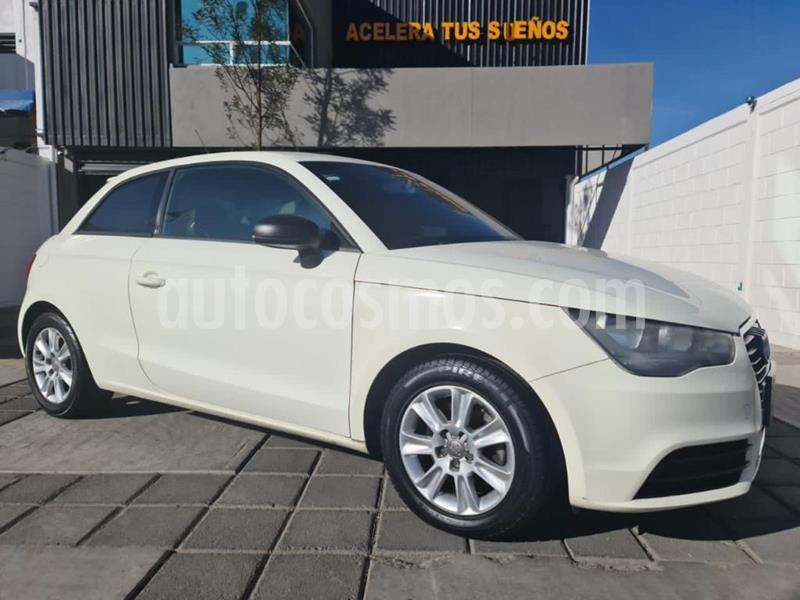 Audi A1 Cool S Tronic usado (2011) color Blanco Amalfi precio $149,000