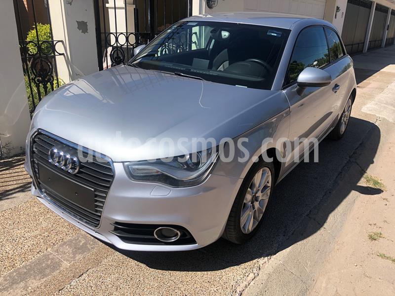 Audi A1 Ego S-Tronic usado (2015) color Plata Metalizado precio $215,000