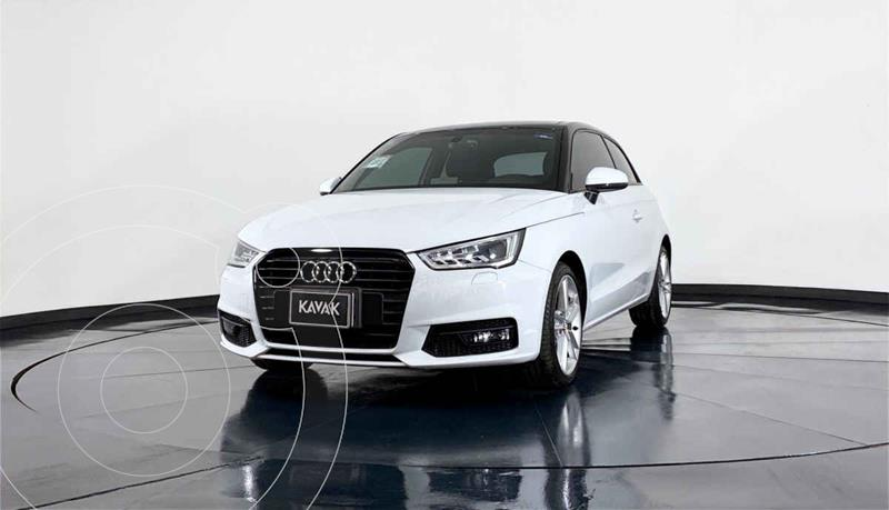 Foto Audi A1 Sportback Ego S-Tronic usado (2016) color Blanco precio $272,999